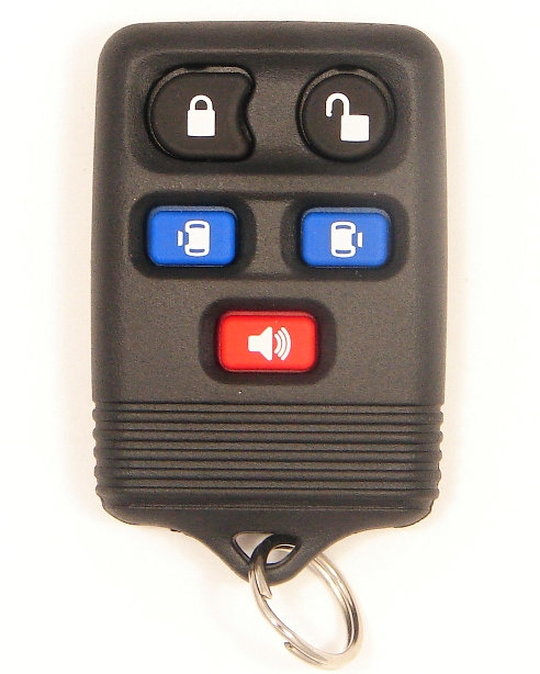 Keyless Entry Key Fob 5/B CWTWB1U511 w/Power Doors