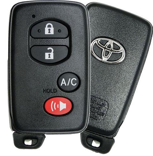 Toyota Smart Keyless Entry Remote 4/B HYQ14AAB (A/C)