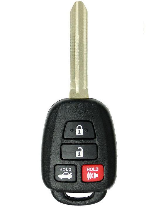 Toyota Remote & Key 4/B HYQ12BDM