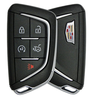 Cadillac Smart Keyless Entry Remote