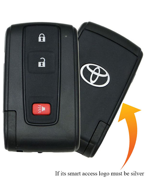 Toyota Smart Keyless Entry Remote 3/B MOZB31EG