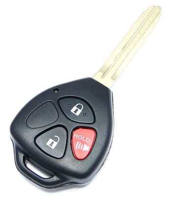 Toyota Remote & Key 3/B GQ4-29T