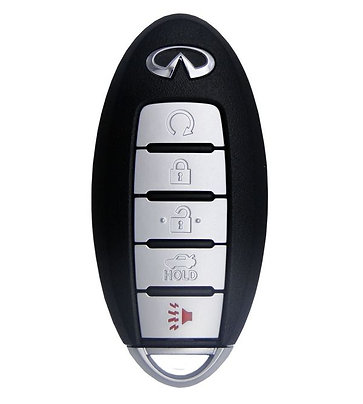 Infiniti Smart Keyless Entry Fob 5/B KR5S180144014 (433 MHZ)