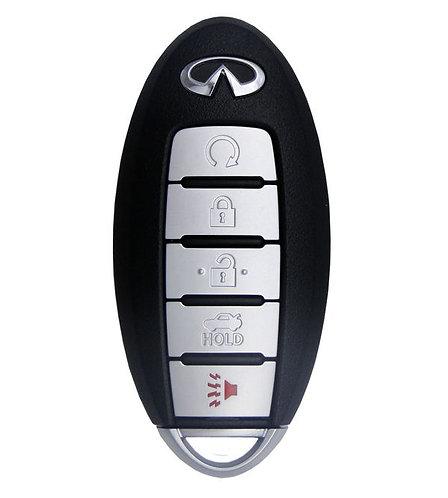 Infiniti Smart Keyless Entry Fob 5/B KR5S180144014 (IC204)