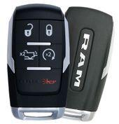 Dodge Smart Keyless Entry 6/B GQ476T