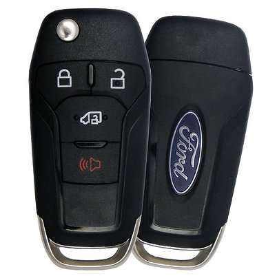 Ford Transit Flip Keyless Entry Remote N5F-A08TAA