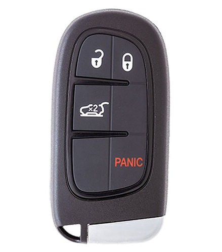 Jeep Smart Keyless Entry 4/B (Liftgate) GQ4-54T