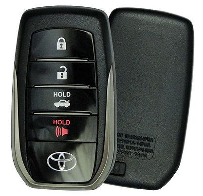Toyota Smart Keyless Entry Remote 4/B HYQ14FBA (Trunk)