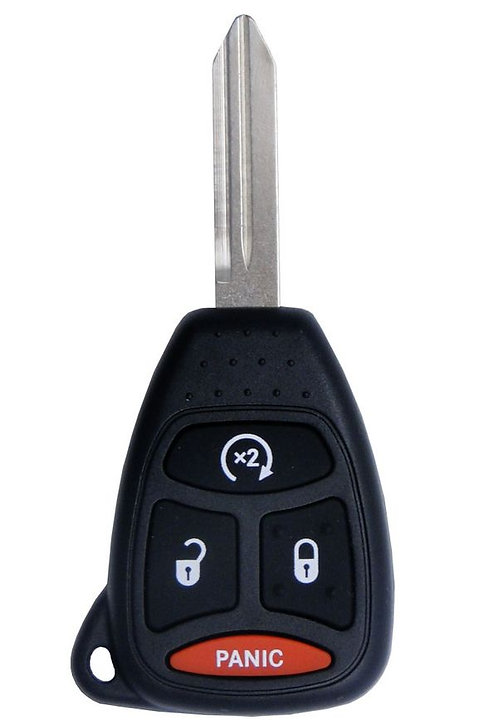 Remote & Key w/Remote Start OHT692713AA