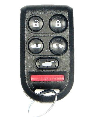 Honda Keyless Entry Key Fob 6/B (OUCG8D-399H-A)