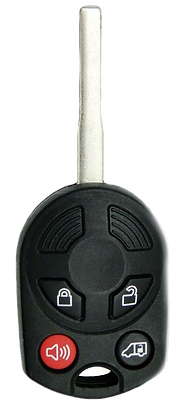 Ford Transit Remote & Key 4/B OUCD6000022 (Laser)