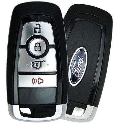 Smart Keyless Entry Remote 4/B M3N-A2C93142300 (Hatch)