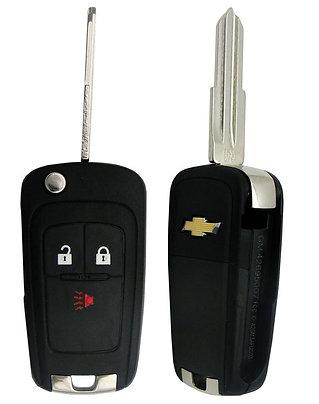 Spark Keyless Entry Flip Remote Key 3/B