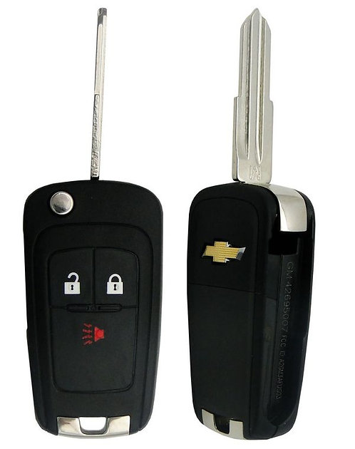 Spark Keyless Entry Flip Remote Key 3/B