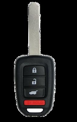Honda Laser Remote & Key 4/B MLBHLIK6-1T 314 MHZ (Hatch)