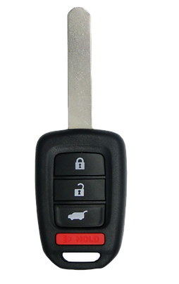 Honda Laser Remote & Key 4/B MLBHLIK6-1TA (Hatch)