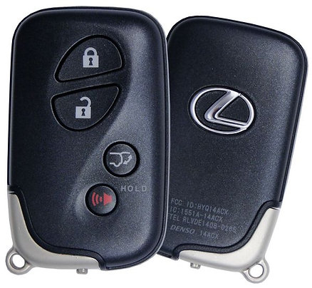 Lexus Smart Keyless Entry Remote 4/B HYQ14ACX w/Power Hatch