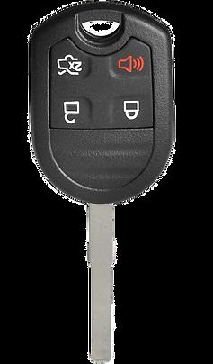 Keyless Entry Remote & Key 4/B CWTWB1U793 (Laser)