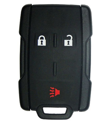 Keyless Entry Key Fob 3/B
