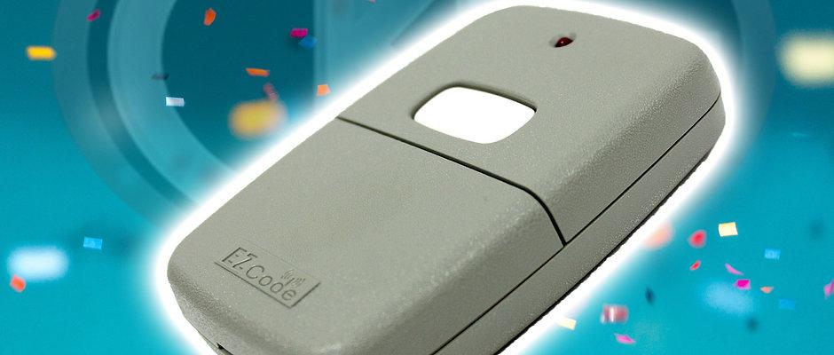 E-Z Code Gate Remote Control