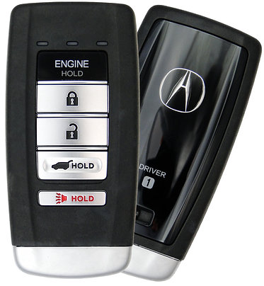 Acura Smart Keyless Entry Remote