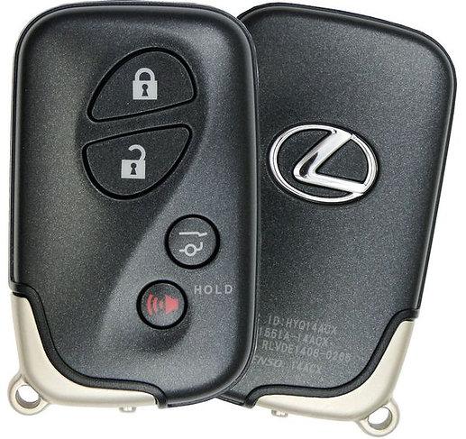 Lexus Smart Keyless Entry Remote 4/B HYQ14ACX w/ Hatch