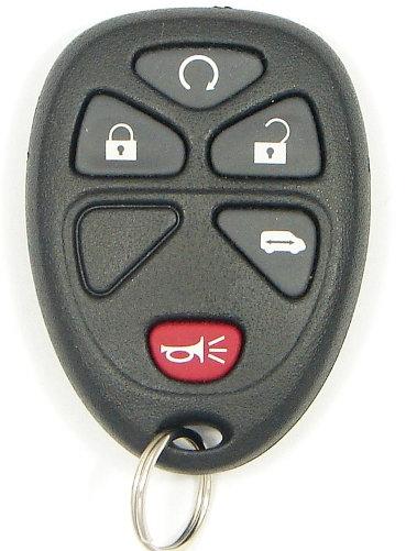 Keyless Entry Key Fob 5/B Slide Door & Engine Start