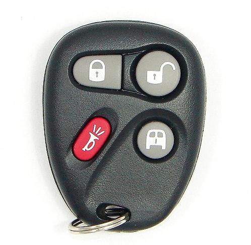 Keyless Entry Key Fob 4/B KOBLEAR1XT