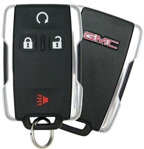 GMC Keyless Entry Key Fob 4/B M3N-32337100