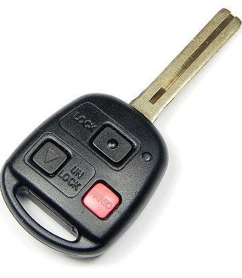 Lexus Laser Remote & Key 3/B HYQ1512V
