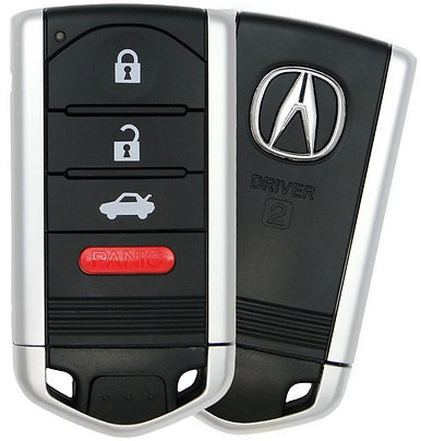 Acura ILX Smart Keyless Entry Remote Key