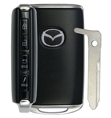 Mazda Smart Keyless Entry Remote 4/B WAZSKE11D01 w/Trunk