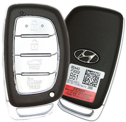 Smart Keyless Entry Fob 4/B CQOFD00120 (434 MHZ)