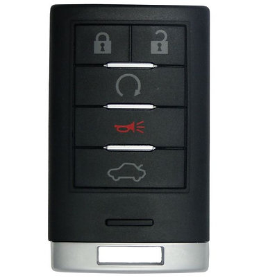 Cadillac Smart Keyless Entry Remote w/Remote Start