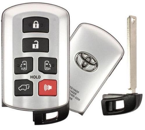 Toyota Smart Keyless Entry Remote 4/B HYQ14ADR