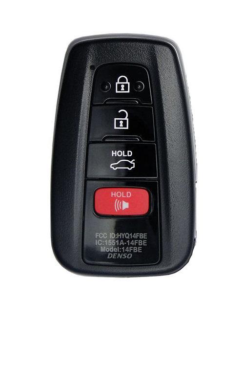 Toyota Smart Keyless Entry Remote 4/B HYQ14FBE