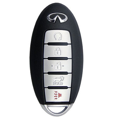 Infiniti Smart Keyless Entry Fob 5/B KR5S180144014 (433 MHZ)