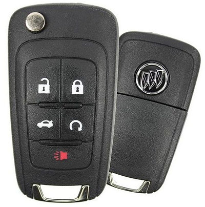 Keyless Entry Flip Key 5/B