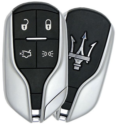 Maserati Smart Keyless Entry Remote 4/B M3N-7933490