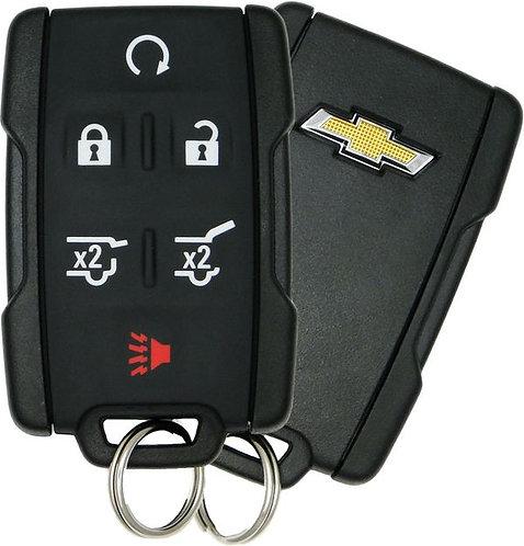 Keyless Entry Key Fob 4/B (Engine Start & Hatch)