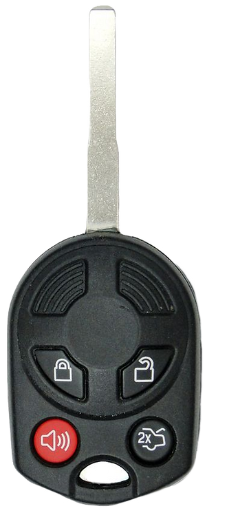 Keyless Entry Remote & Key 4/B OUCD6000022 (Laser)
