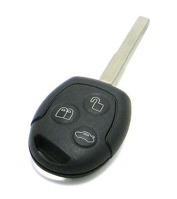 Keyless Entry Remote & Key 3/B KR55WK47899 (Laser)