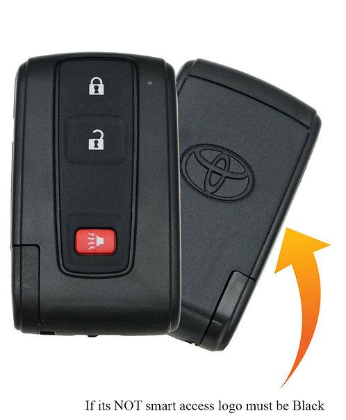 Toyota Smart Keyless Entry Remote 3/B MOZB21TG