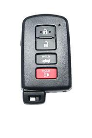 Toyota Smart Keyless Entry Remote 4/B HYQ14FBA