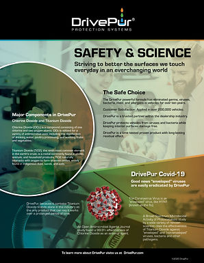 SAFETY AND SCIENCE