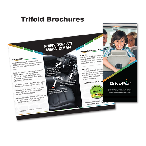 DrivePur Brochures