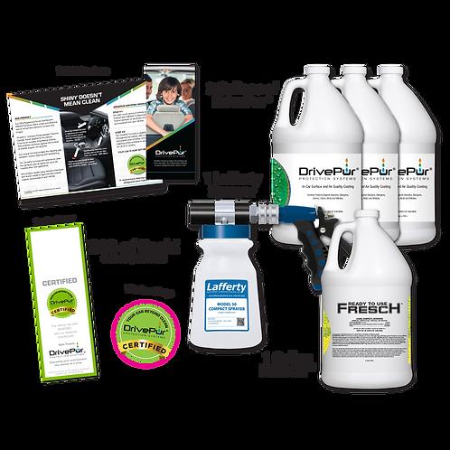 DrivePur Standard Startup Kit