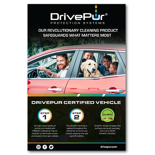 DrivePur Poster