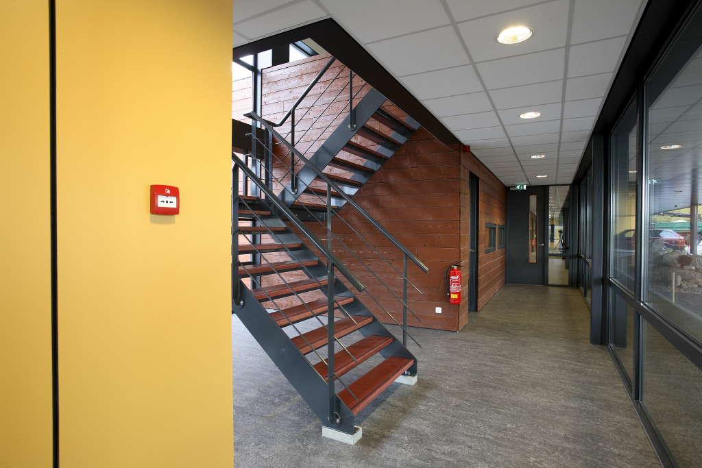 trap naar verdieping