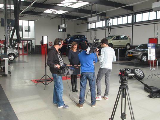 Opnames RTL Autowereld